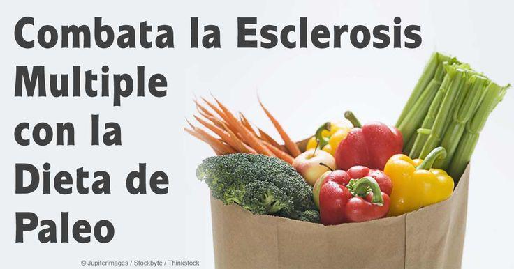 Descubra cómo puede revertir la esclerosis múltiple y otras enfermedades autoinmunes cambiando a una alimentación saludable con la dieta paleo.