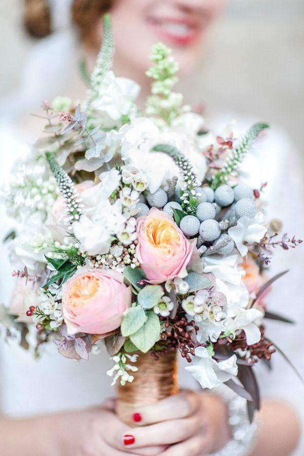 Eine grandiose Inspiration für eine Hochzeit im 20er Jahre Look mit Weiß und…
