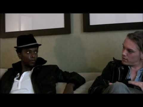 """Liz Glover chats with cast of """"Twilight""""/""""New Moon"""""""