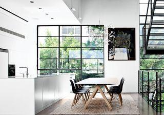 Green kitchen floor | Coco Lapine | Bloglovin'