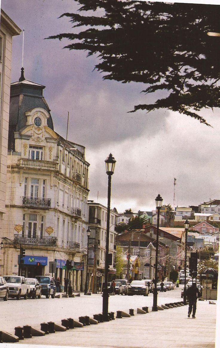 Punta Arenas , Chile.