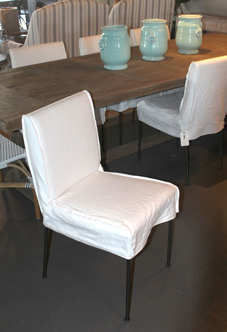 Florence Dining Chair - white