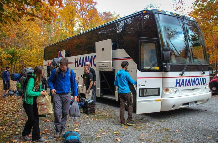 Parkbus - Canada's Bus To The Great Outdoors