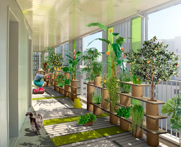 Indoor Gardening Systems | ... Modular Container Gardening System By  Frederic Community Garden Spaces