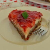 Το πιο υγιεινό νηστίσιμο Cheesecake!-Healthy vegan cheesecake!