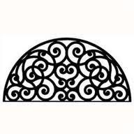 12 Best Inserts Images On Pinterest Wrought Iron Irons