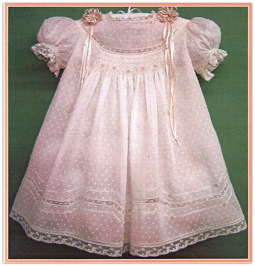 Sewing and Smocking Patterns along with Heirloom Sewing ...
