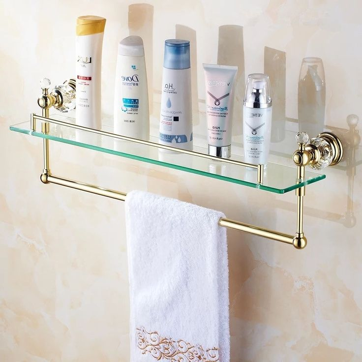 26.99$  Watch now - https://alitems.com/g/1e8d114494b01f4c715516525dc3e8/?i=5&ulp=https%3A%2F%2Fwww.aliexpress.com%2Fitem%2FGold-crystal-Bathroom-shower-glass-shelf-bath-shower-shelf-corner-rack-gold-shower-holder-bathroom-shelf%2F32606605437.html - Gold crystal Bathroom shower glass shelf bath shower shelf corner rack gold shower holder bathroom shelf commodity holder shelf 26.99$