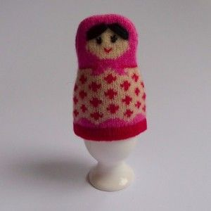 Love this egg cosy.