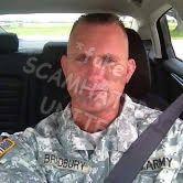 BOBBY BRADBURY... FAKE U.S. Army.. DIFFERENT FIRST NAMES OFTEN.. ALWAYS BRADBURY https://www.facebook.com/WARNINGANDSUPPORT/posts/612999412220773