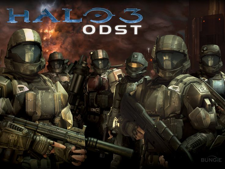 halo backgrounds | Official Halo 3: ODST Wallpaper 2        is asome