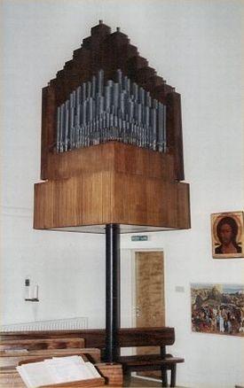 Orgel RK Kerk Espel verkocht naar Beilen