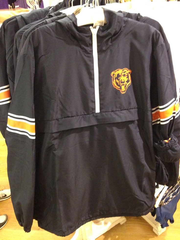Get your #Chicago #Bears gear now at Pink by Victoria's Secret! #BearDown #NFL #Football