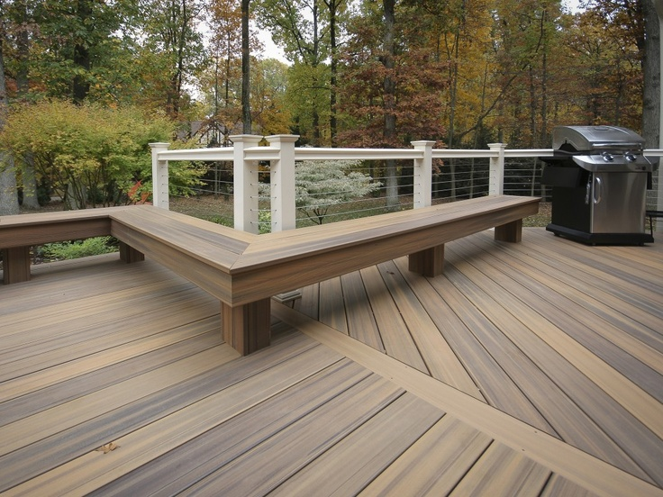 37 Best Images About Fiberon Decking On Pinterest Deck