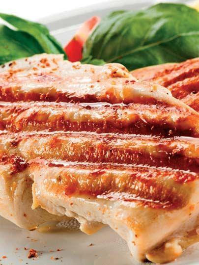 Fırında tavuk göğsü Tarifi - Diyet Yemekleri Yemekleri - Yemek Tarifleri