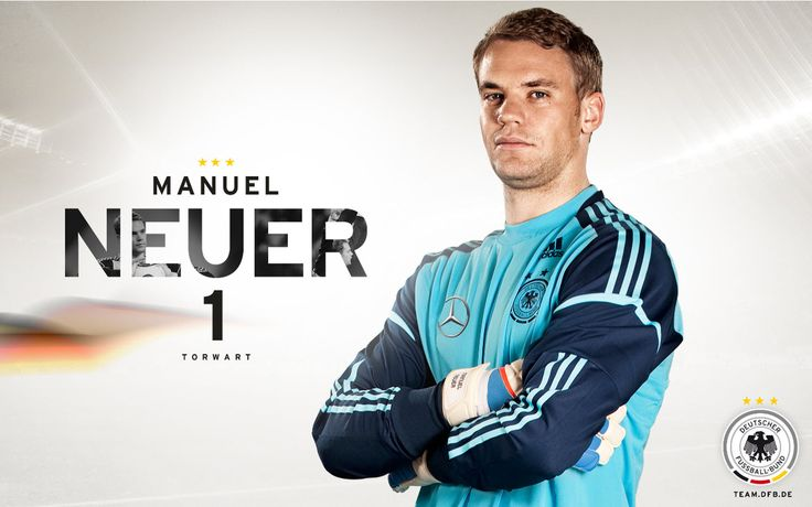 Unser Nummer 1 - Manuel Neuer!  Our Number One Goalkeeper - Manuel Neuer!