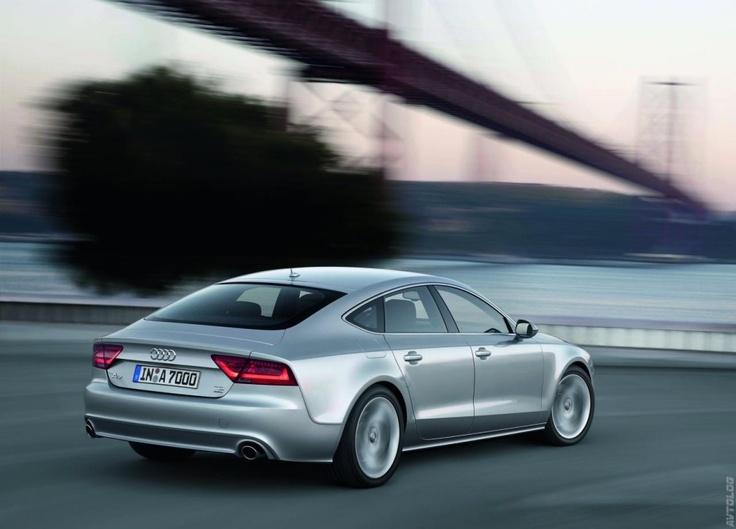 2011 Audi A7 Sportback mmmmmm all about dat ass