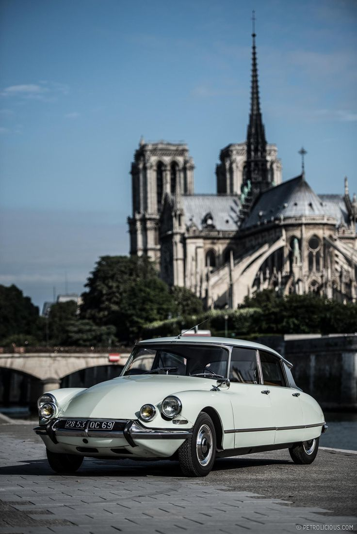 #Citroën DS Photography by Rémi Dargegen for Petrolicious #QuirkyRides #ClassicCar