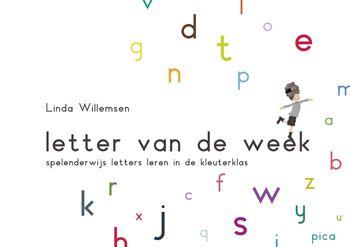 Met het boek Letter van de week kun je kinderen op speelse wijze in aanraking laten komen met letters. Kinderen onderzoeken de letters door middel van al hun zintuigen, wat het leren leuk en spannend maakt. Bij de introductie van een letter vind je bijvoorbeeld een buitenactiviteit, een kookactiviteit, een motorische activiteit of een knutselactiviteit.