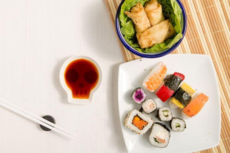 Maru Kozara - Soy dish, Shushi eten in stijl!