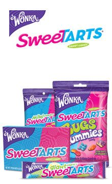 SweeTARTS candies, including the hard candies and the gummies, are peanut-free.