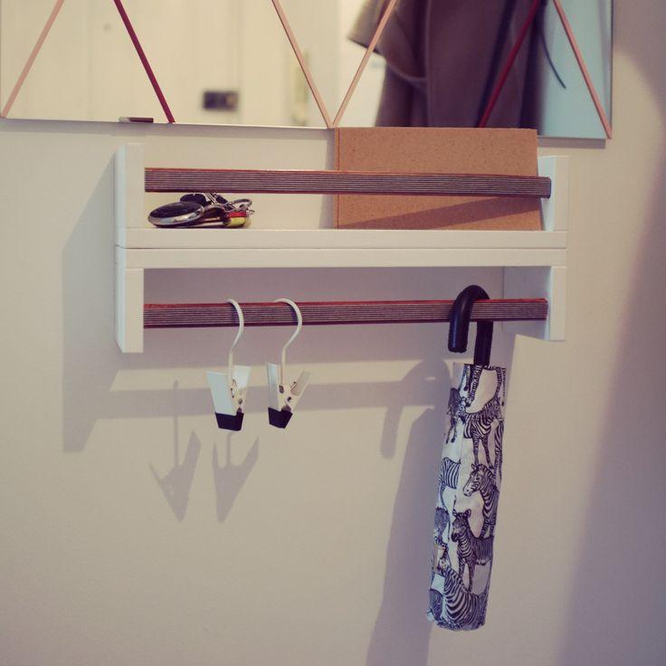 Remodelaholic | 25 Ways to Use IKEA Bekvam Spice Racks at Home