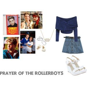 Roller boys party