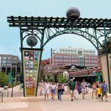 Coors Field is home to Denver's baseball team, the Colorado Rockies. Explore more of Denver's top tourist attractions in this gallery from FrontDoor.com. | HGTV FrontDoor