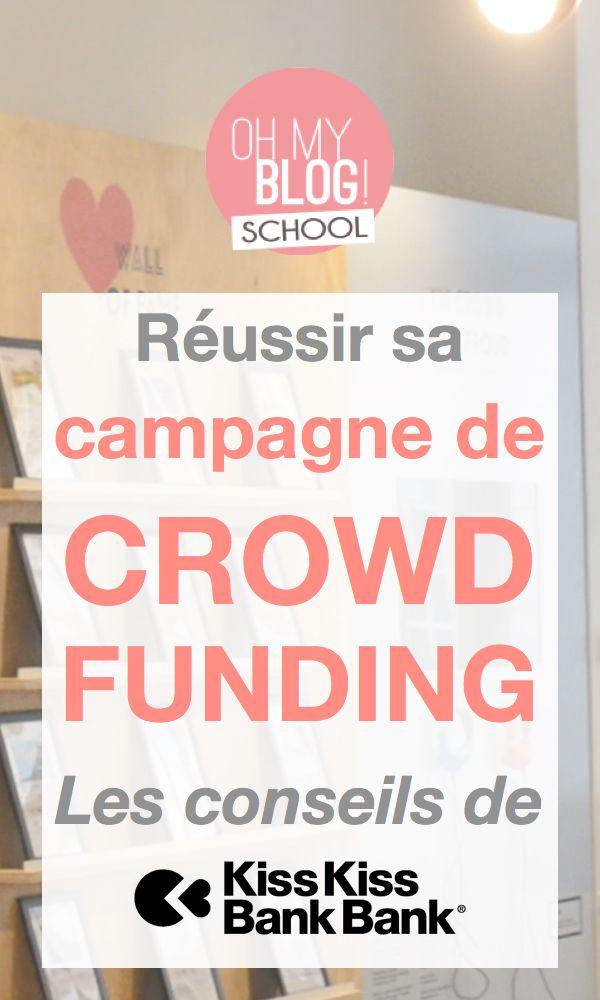 Tu as besoin de financements pour avancer dans ton projet ? Tu penses au crowdfunding mais tu ne sais pas comment te lancer ?   Nous nous sommes faufilées dans les bureaux de KissKissBankBank pour tout savoir du crowfunding et récolter leurs best practices !  On vous partage toutes les clés pour réussir sa campagne de financement participatif !  _ _ _  Rejoins Blogschool.fr pour apprendre à créer, développer et monétiser ton blog autrement ! >> www.blogschool.fr