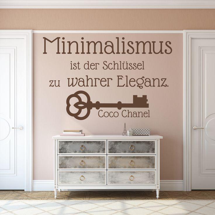 ber ideen zu zitate coco chanel auf pinterest aufgeben spr che zitate und oscar wilde. Black Bedroom Furniture Sets. Home Design Ideas