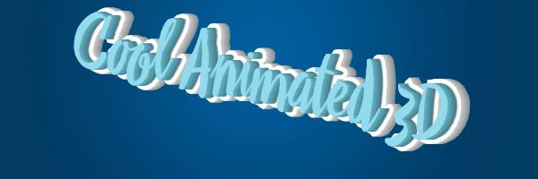 Cool animated 3D text maker #cooltext #cool_text #labels #sign #3d #3d text #3d logo #3d text animated #3d logo aminated #3Dsigns #3D signs #animated logo #animated 3d #animated text #create animated text #create logo #create text #create animated #gif text #animated gif #gif #logo #text #animated #create