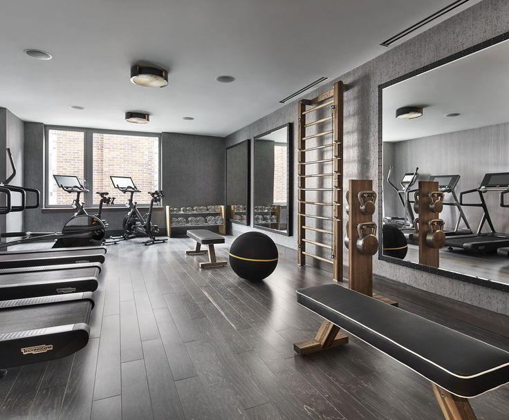 Luxus fitnesscenter  11 besten Home Gym Bilder auf Pinterest | Fitnessraum, Übung und ...