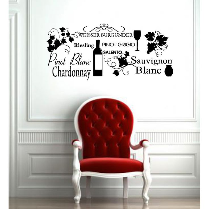 Cuisine Vinyl Wall Art: Free Shipping on orders over $45 at Overstock.com - Your…