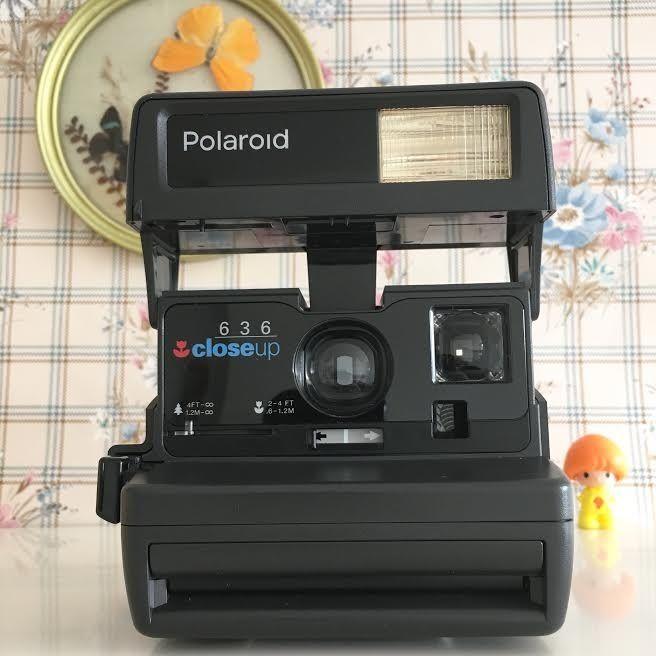 17 best ideas about polaroid 636 on pinterest polaroid 600 land camera fuji instax mini 90. Black Bedroom Furniture Sets. Home Design Ideas