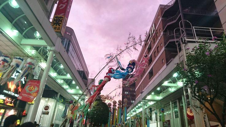 七夕 空 画像