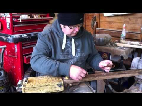 ▶ ceramic body ,diddly-bow , ceramic instruments - YouTube