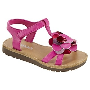 Bongo Toddler Girl S Sandal Iris Pink Shoes Kids