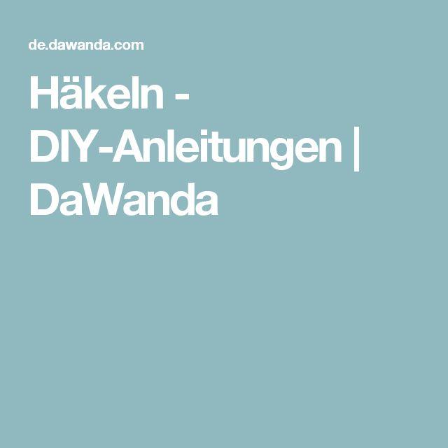 Häkeln - DIY-Anleitungen | DaWanda