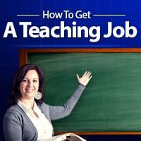 I've just released HOW TO GET A TEACHING JOB -- A FREE 22 VIDEO TIP COURSE THAT WILL SHOW YOU HOW TO GET A TEACHING JOB. I know this will help anyone looking for a teaching job with their cover letters, resumes, networking and interviews. For more information please go to: http://thebusyeducator.com/course-registration.htm Please share with anyone looking for a teaching job. Sincerely, Marjan Glavac How To Get A Teaching JOB http://thebusyeducator.com/course-registration.htm