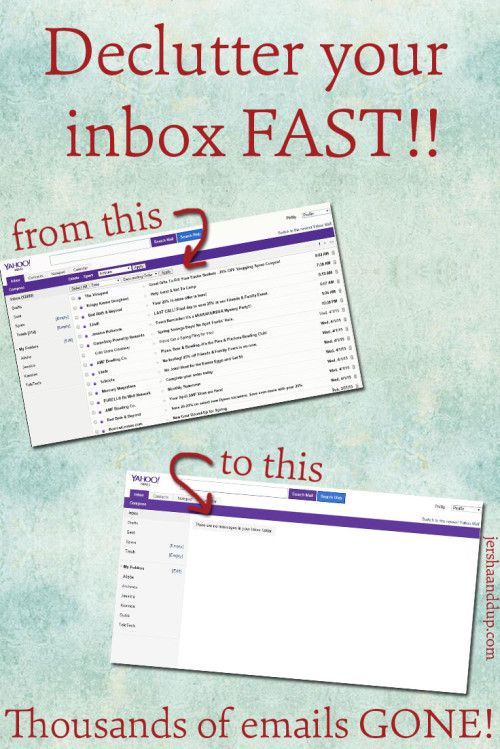 Best 25 inbox email ideas on pinterest declutter your email inbox fast sciox Images
