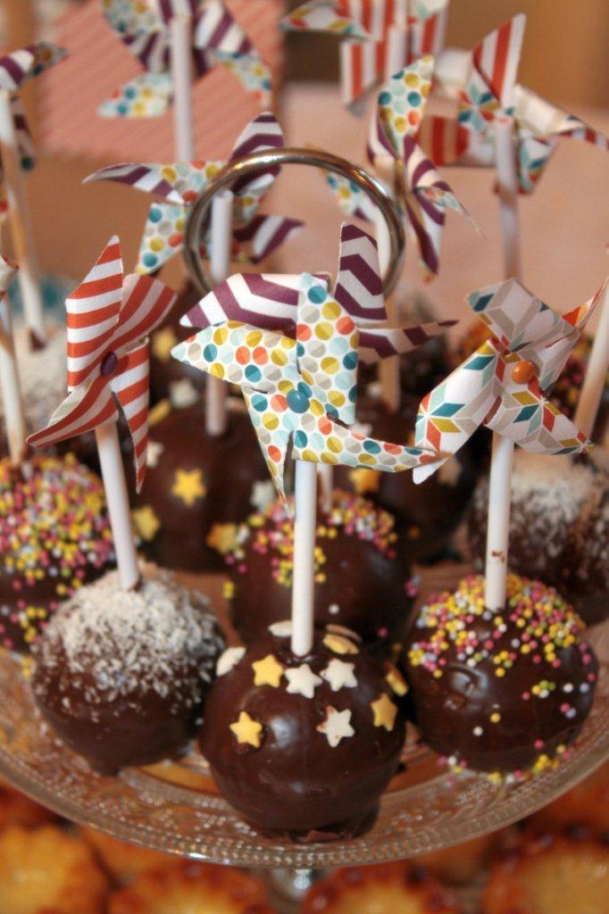 Que la fête commence - Pop-cakes pour SALE A BRATION 2013