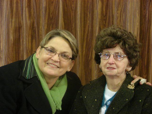 Liesbet en Poppie van Wyk {Aa5} 2011