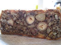 flohsamen Brot statt Haferflocken: Haferkleie o. Mandelmehl