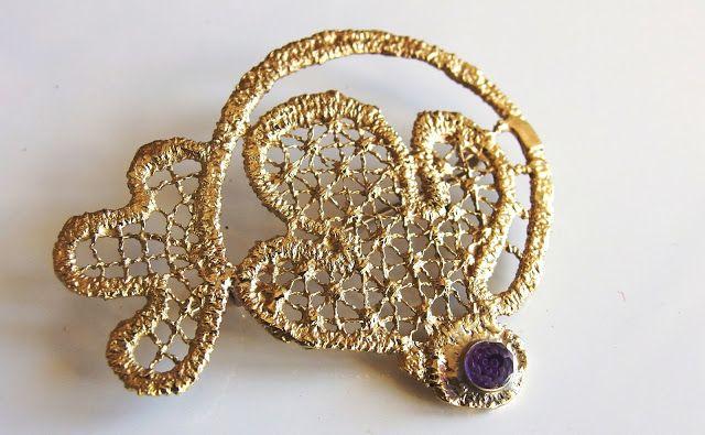 handmade jewellery - Kiki : December 2016