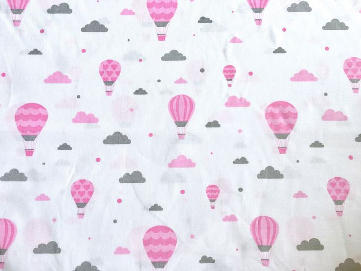 A personal favorite from my Etsy shop https://www.etsy.com/listing/529257526/hot-air-balloon-fabric-balloon-fabric
