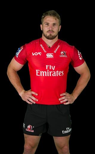 Jaco Kriel Jaco Kriel is number six. This position is known as the flanker. #Lions4Life #EmiratesLions #BeThere #LeyaTheLions#Liontainment #MyLionsMoment