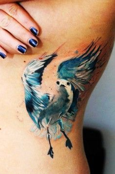 1000  ideas about Seagull Tattoo on Pinterest | Hydrangea Tattoo ...