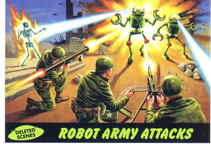 2012 topps mars attacks heritage deleted scenes card 5