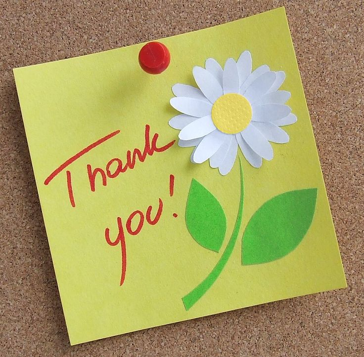 message thank you note flower 50 best