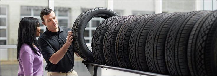 Spokane Tire Shops